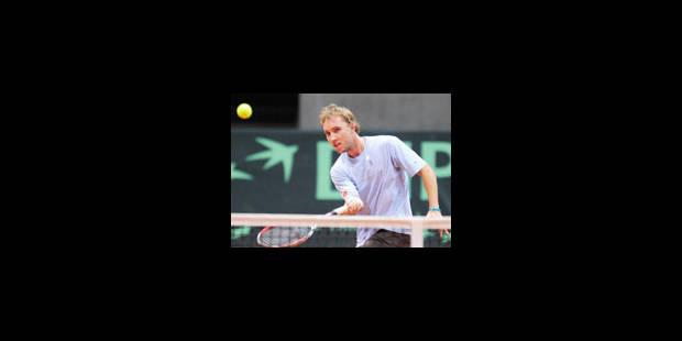 Indian Wells: Steve Darcis au 2e tour après cinq jeux - La Libre