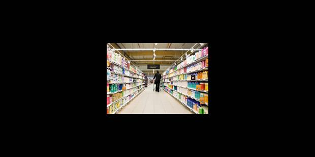 Un coup de fouet à Carrefour Belgium - La Libre