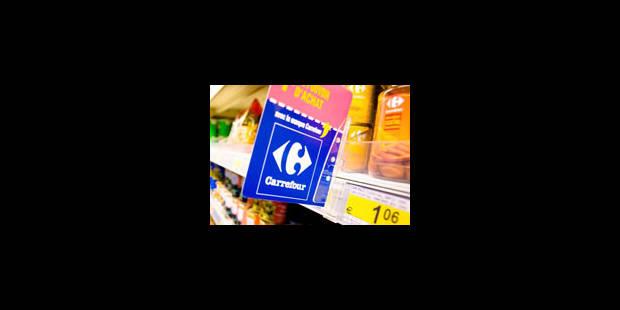 """Carrefour: Il faut """"redynamiser les activités belges"""" - La Libre"""
