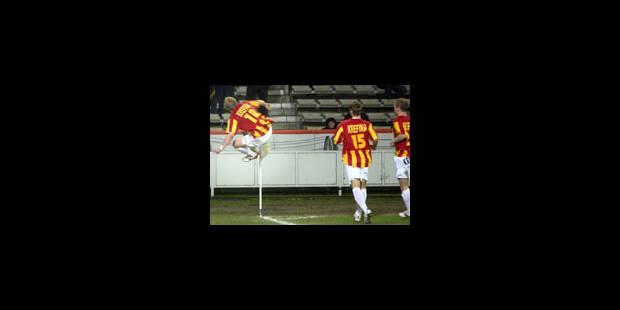 Malines songe au coup de la Coupe - La Libre