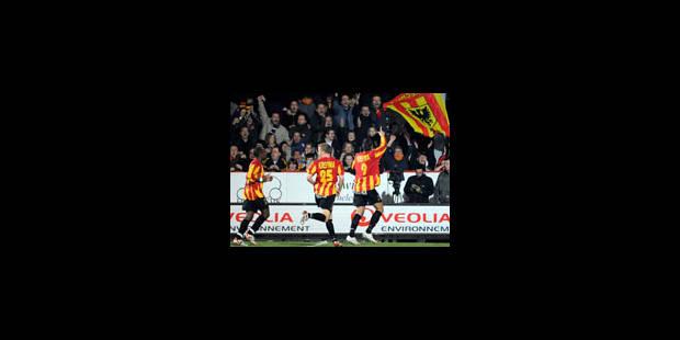 Anderlecht tombe à Malines - La Libre