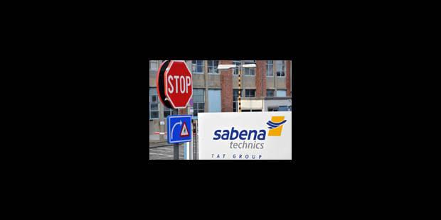 Nouvelle grève du personnel de Sabena technics - La Libre