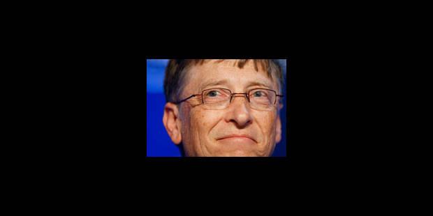 Forbes: Gates pour le monde, Frère pour la Belgique