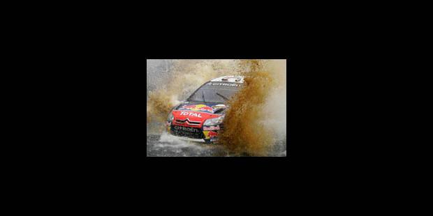 Loeb et Elena passent le cap des 50 victoires en WRC - La Libre