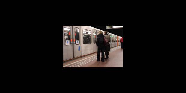 4 lignes de métro à partir du 4 avril - La Libre