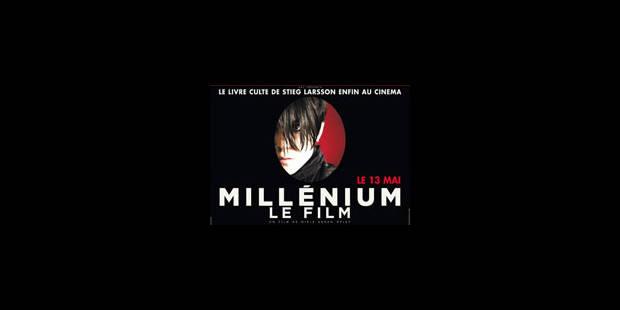 Millénium, le best seller adapté au cinéma - La Libre