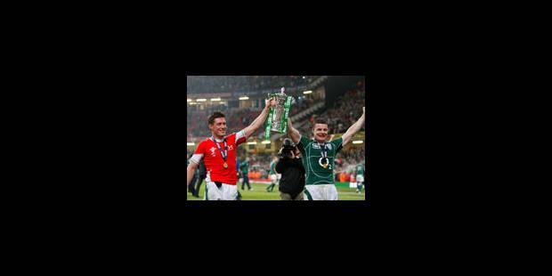 L'Irlande jusqu'au bout du suspense - La Libre