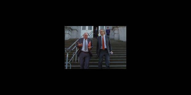 Le palais de justice dans de beaux draps - La Libre