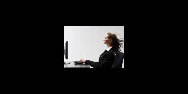 Plus de travail... pour plus de stress - La Libre