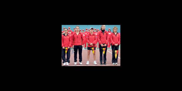Fed Cup - Barrages: Belgique-Canada sur terre battue - La Libre