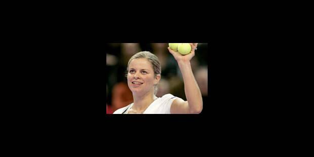 Kim Clijsters lèvera un voile jeudi - La Libre