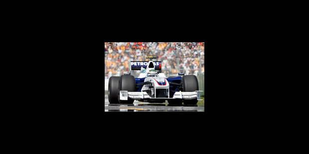 La F1 dans l'inconnu - La Libre