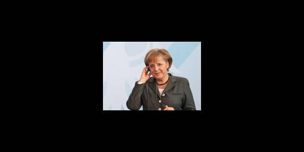 Angela Merkel veut sauver Opel