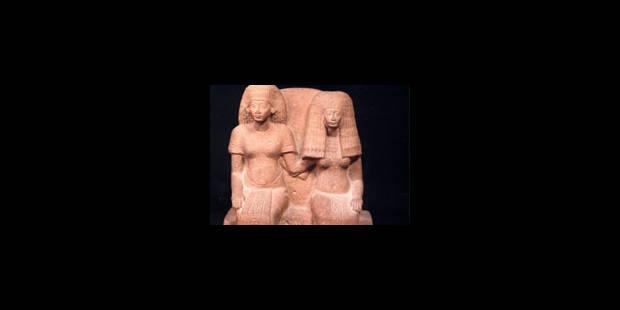 L'au-delà au temps des Pharaons - La Libre