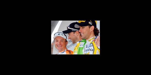 Critérium International - Jens Voigt passe la cinquième - La Libre