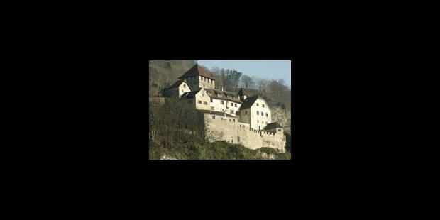 Le Liechtenstein en négociations avec Londres - La Libre