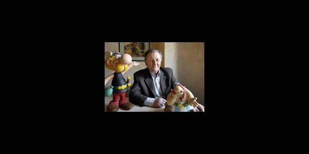 Une expo sur René Goscinny au journal Tintin - La Libre