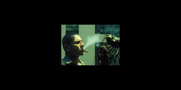 Rodrigo Garcia et le scandale du homard - La Libre