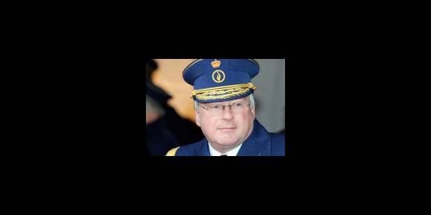 Le commissaire général Koekelberg à nouveau visé - La Libre