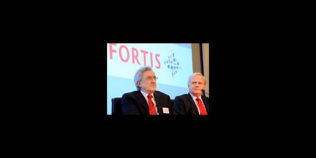 Fortis holding: le détail des salaires de ses dirigeants - La Libre
