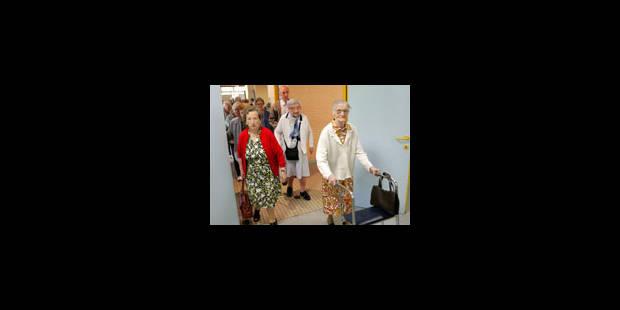 Un accueil à domicile des seniors - La Libre