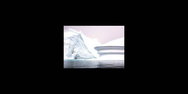 70% de CO2 en moins sauverait les glaces arctiques - La Libre