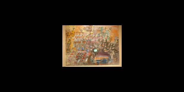 Vente de la collection Gérard Oury avec des Dufy - La Libre