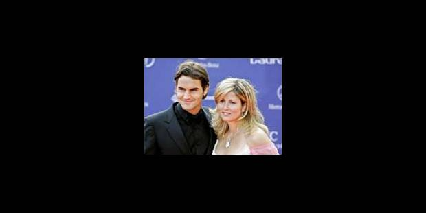 """Federer: """"le mariage, ça change la vie"""" - La Libre"""