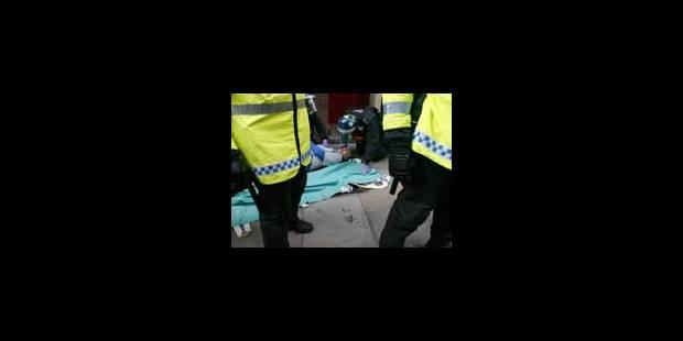 Nouvelle enquête impliquant la police britannique pendant le G20 - La Libre