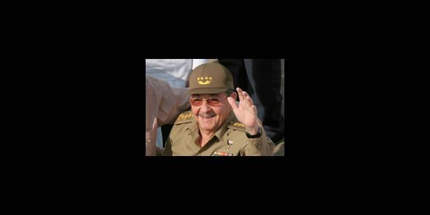 """Raul Castro est prêt à discuter """"de tout"""" avec Obama - La Libre"""