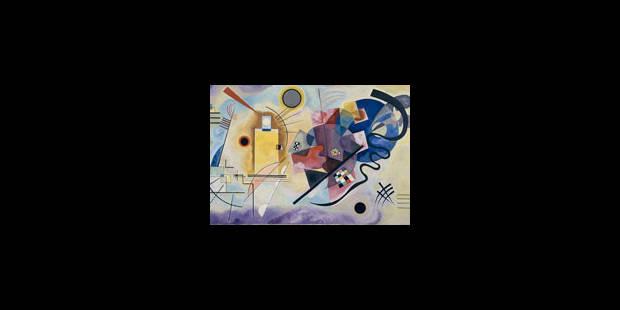 Kandinsky flamboyant - La Libre