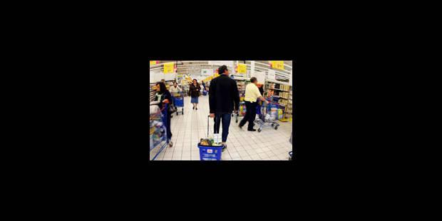 Carrefour passe un trimestre potable - La Libre