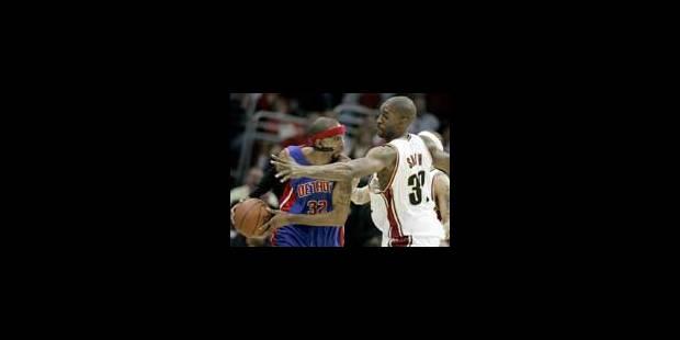 1er tour: Cleveland et Lakers bien partis - La Libre