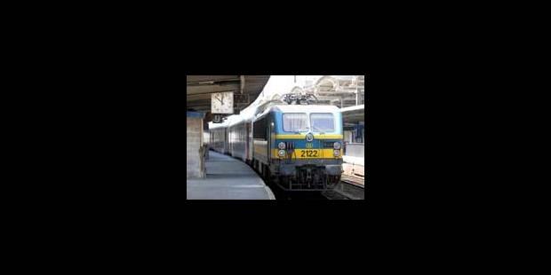 Plus de 80% des trains roulent - La Libre