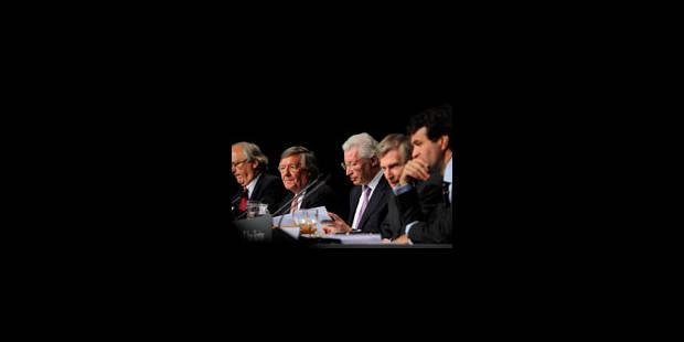Les actionnaires de Fortis approuvent le deal avec BNP Paribas - La Libre