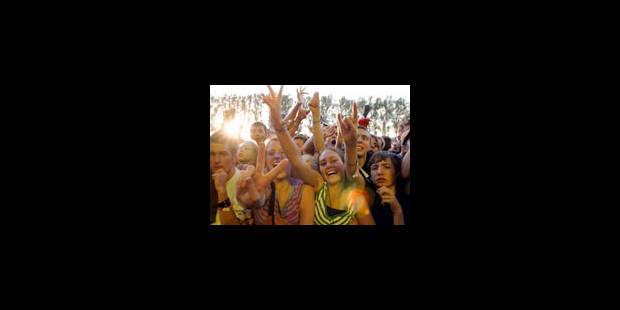 Snow Patrol, dEUS et 50 Cent au Pukkelpop 2009 - La Libre