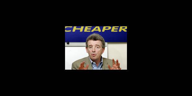 Ryanair taxera les passagers gros sauf si ça ralentit l'enregistrement
