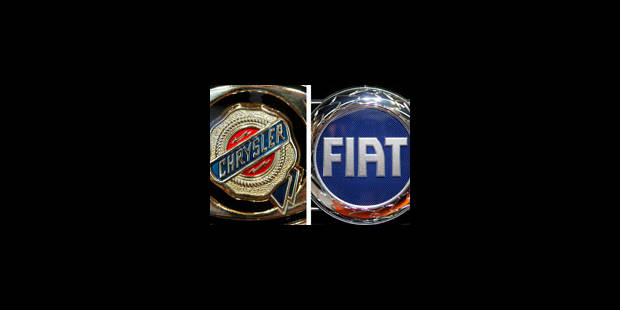 La survie de Chrysler passe par la faillite et le mariage avec Fiat - La Libre