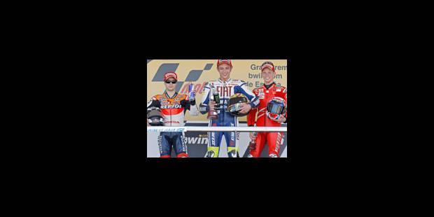Rossi redevient le patron du MotoGP - La Libre