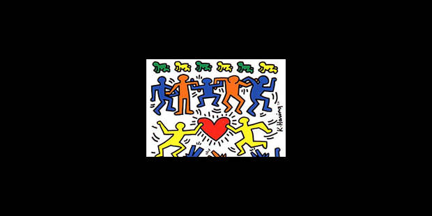 Oh, les beaux jours de Keith Haring ! - La Libre