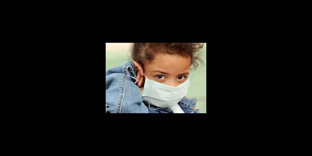 Grippe H1N1: plus de 5.000 cas confirmés - La Libre