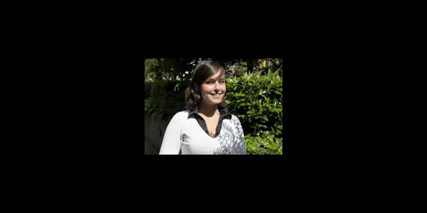 Portrait : Flamande de choc sur la liste UF - La Libre