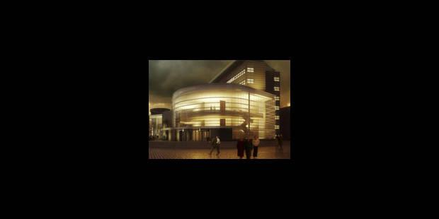Nouveau palais de justice pour 2013 - La Libre