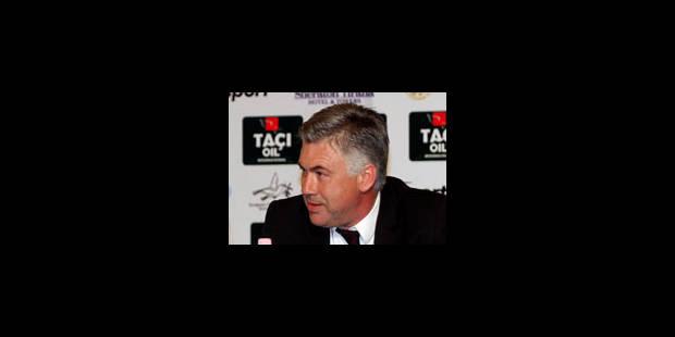 Carlo Ancelotti aurait signé un pré-contrat avec Chelsea - La Libre