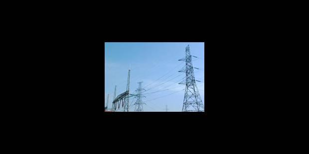 Les prix de l'électricité pour l'industrie sont trop élevés - La Libre