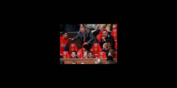 Manchester United champion d'Angleterre - La Libre