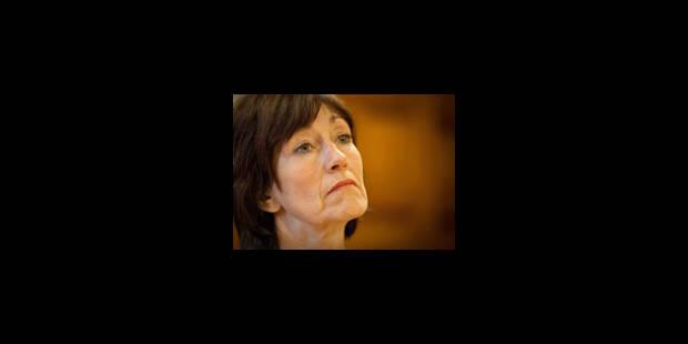 L'ultimatum cinglant d'Onkelinx à Reynders - La Libre
