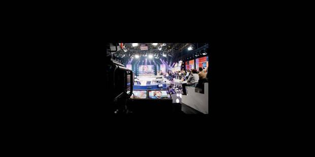 Audiovisuel en crise cherche stabilité - La Libre