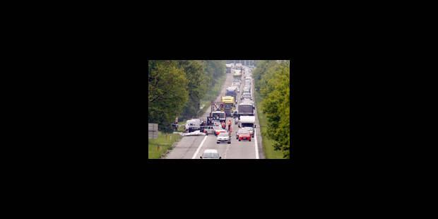Le nombre de victimes de la route ne cesse de diminuer - La Libre