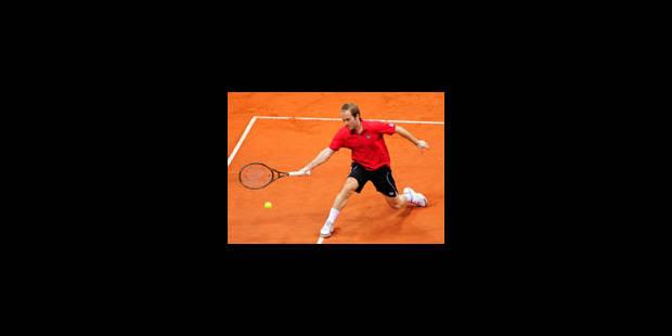 Challenger Zagreb - Olivier Rochus battu en finale